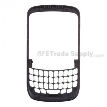 For BlackBerry Curve 8520, 8530 Front Housing Replacement ,Red - Grade S+