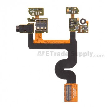 For BlackBerry Curve 8900 Motherboard Flex Cable Ribbon Replacement - Grade S+