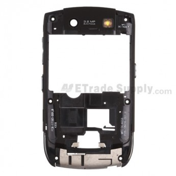 For BlackBerry Curve 8900 Rear Housing Assembly Replacement - Grade S+