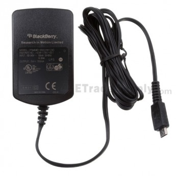 For BlackBerry Curve 8900 Wall Charger - Grade S+