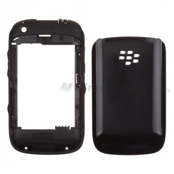 For BlackBerry Curve 9220 Rear Housing and Battery Door Replacement - Grade S+