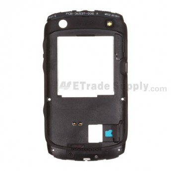 For BlackBerry Curve 9350 Rear Housing Replacement - Grade S+