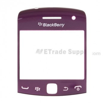 OEM BlackBerry Curve 9360, 9350, 9370 Glass Lens ,Purple