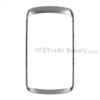 For BlackBerry Curve 9380 Bezel Replacement - Grade S+