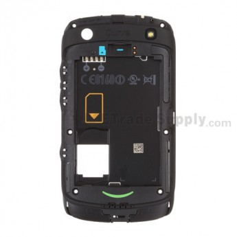 For BlackBerry Curve 9380 Rear Housing Replacement - Grade S+