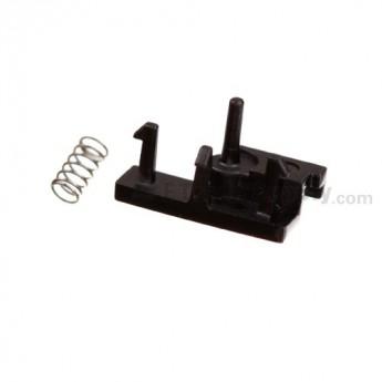 For Blackberry Pearl 8110,8120,8130 Battery Door Latch Replacement - Grade S+