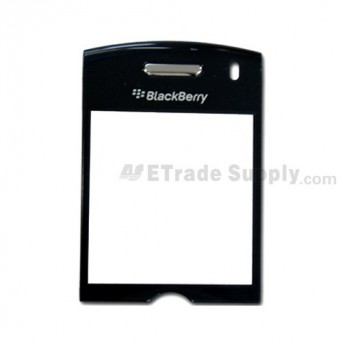 For Blackberry Pearl 8130 Glass Lens Replacement ,Dark Blue - Grade S+