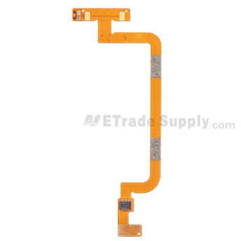 For BlackBerry Pearl Flip 8220 Ear Speaker Flex Cable Ribbon Replacement - Grade S+
