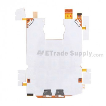 For BlackBerry Pearl Flip 8220 Keyboard Flex Cable - Grade S+