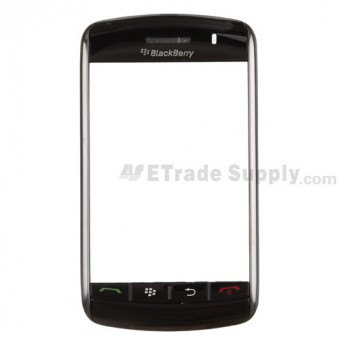 For BlackBerry Storm 9500, 9530 Bezel Replacement ,Silver - Grade S+