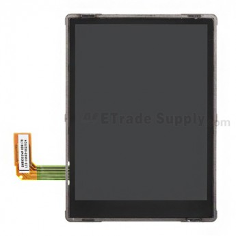 For BlackBerry Storm 9500 LCD Screen and Digitizer Assembly Replacement - Yellow Flex Cable Ribbon - Grade S+