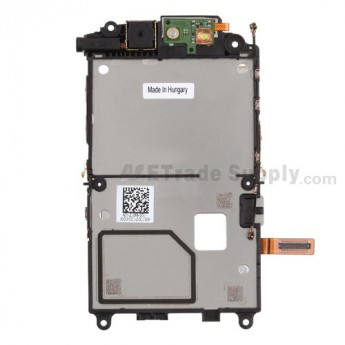 For BlackBerry Storm 9500 Middle Metal Plate - Grade S+