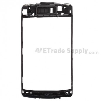 For BlackBerry Storm2 9550 Front Housing with Lock & Mute Flex Cable Ribbon Replacement - Grade S+