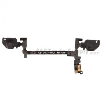 For BlackBerry Storm2 9550 Lock & Mute Flex Cable Ribbon Replacement - Grade S+
