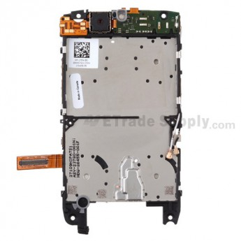 For BlackBerry Storm2 9550 Middle Metal Plate - Grade S+