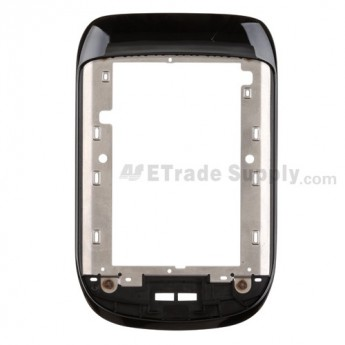 For BlackBerry Style 9670 A Side Housing Replacement ,Black - Grade S+
