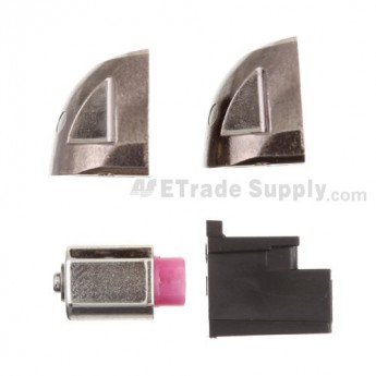 For BlackBerry Style 9670 Hinge and Hinge Cap - Grade S+