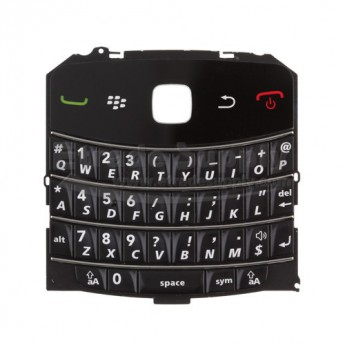 For BlackBerry Style 9670 QWERTY Keypad Replacement - Grade S+