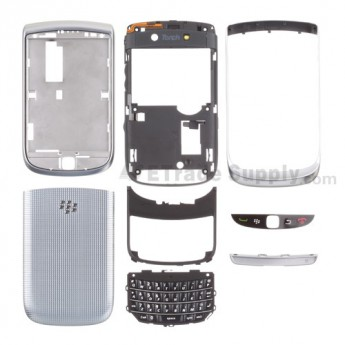 For BlackBerry Torch 2 9810 Complete Housing Replacement - Grade S+