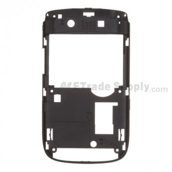 For BlackBerry Torch 9800 D Side Housing Replacement ,Black - Grade S+