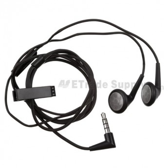 For BlackBerry Torch 9800 Earpiece (3.5mm) ,Black - Grade S+