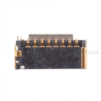 For BlackBerry Torch 9800 Multi-Media PCB Connector Replacement - Grade S+