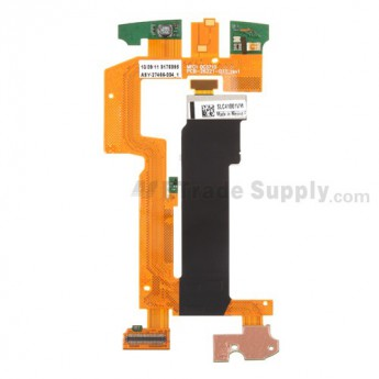 For BlackBerry Torch 9800 Slide Rail Flex Cable Ribbon Replacement - Grade S+