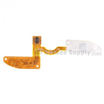 For BlackBerry Torch 9800 Upper Keypad Flex Cable Ribbon Replacement - Grade S+