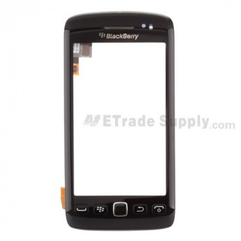 For BlackBerry Torch 9860 Complete Front Housing Assembly Replacement - Grade S+