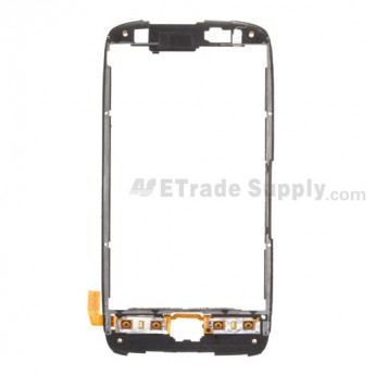 For BlackBerry Torch 9860 Digitizer Frame Replacement - Grade S+