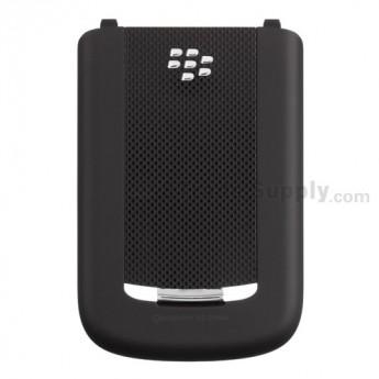 For BlackBerry Tour 9630 Battery Door Replacement ,Black - Grade S+