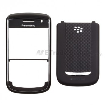 For BlackBerry Tour 9630 Housing Replacement ,Black - Grade S+