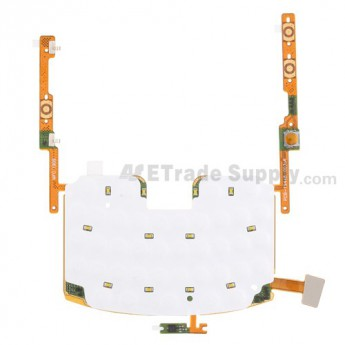 For BlackBerry Tour 9630 Keyboard Flex Cable Ribbon Replacement - Grade S+