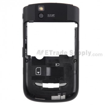 For BlackBerry Tour 9630 Rear Housing Shell Replacement - Grade S+