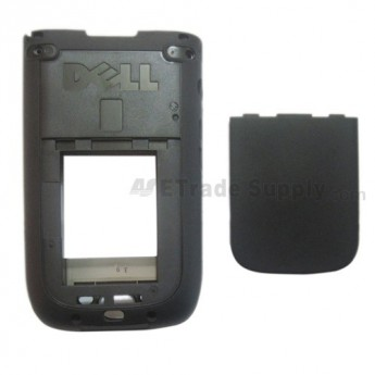 For Dell Axim X5 Housing Replacement ,Black - Grade S+