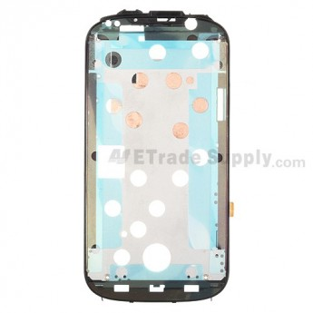 For HTC Amaze 4G Front Housing Replacement - Grade S+