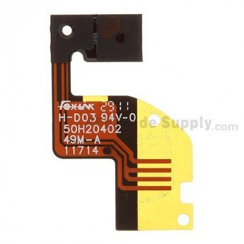 For HTC Amaze 4G Power Button Flex Cable Ribbon Replacement - Grade S+