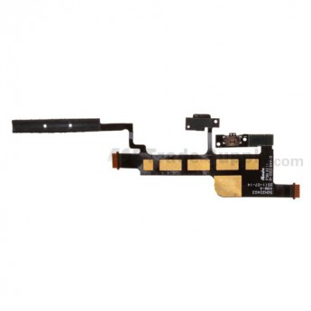 For HTC Amaze 4G Side Key Flex Cable Ribbon Replacement - Grade S+