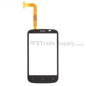 For HTC Desire C Digitizer Touch Screen Replacement - Grade S+