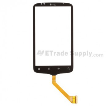 For HTC Desire S Digitizer Touch Screen without Adhesive Replacement - Grade S+
