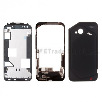For HTC Droid Incredible 4G LTE Housing Replacement - Grade S+
