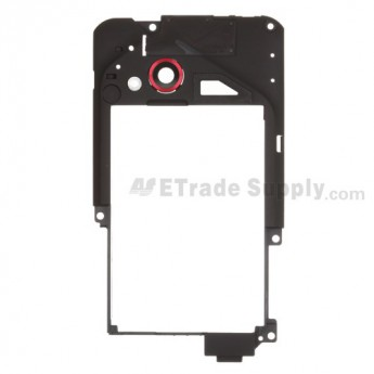 For HTC Droid Incredible 4G LTE Rear Housing Replacement - Grade S+
