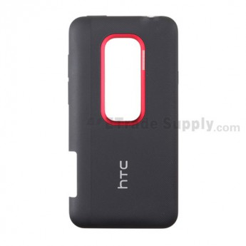 For HTC EVO 3D Battery Door Replacement - Grade S+