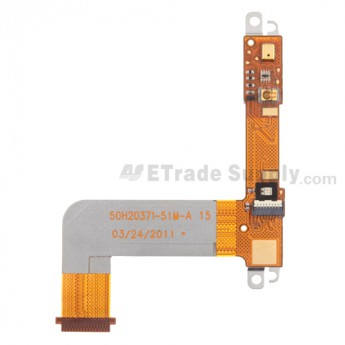 For HTC EVO 3D Front Facing Camera Flex Cable Ribbon Replacement (Sprint) - Grade S+