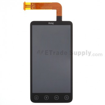 For HTC EVO 3D LCD Screen and Digitizer Assembly Replacement (HTC) - Grade S+