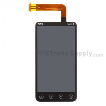For HTC EVO 3D LCD Screen and Digitizer Assembly Replacement (Sprint) - Grade A