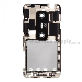 For HTC EVO 3D Middle Plate Replacement (Sprint) - Grade S+