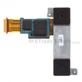 For HTC EVO 3D Rear Facing Camera with Flex Cable Ribbon Replacement (CDMA) - Grade S+
