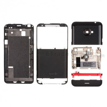 For HTC EVO 4G LTE Complete Housing Replacement - Grade S+