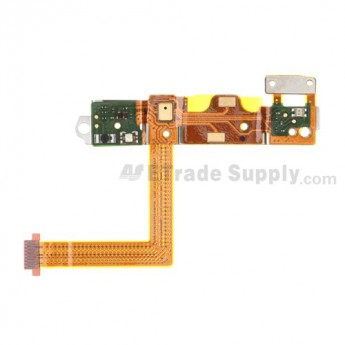 For HTC EVO 4G LTE Power Button Flex Cable Ribbon Replacement - Grade S+